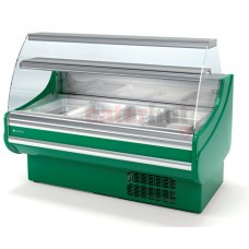 Heated Bain Marie Display Unit