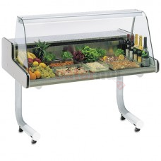 Serve Over Counter On Wheels, static cooling, +2 °C/+6 °C, (3 Sizes)