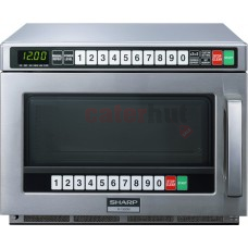 Sharp R1900M 1900W Commercial Microwave
