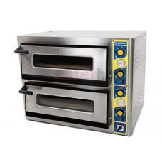 King Fisher Electric Pizza Oven Double Deck