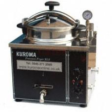XLS Kuroma Counter Top Pressure Fryer , 14 Pieces