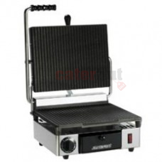 Maestrowave Single Contact Panini Grill (Ribbed Or Flat Plates)