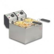 Roller Grill FD50D 2 x 5 Litre Counter Top Fryer