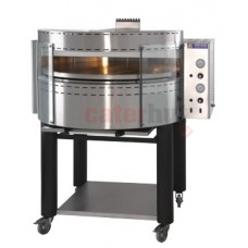 RP 1-Plate Capacity  8 pizzas - Potential for 80 pizzas (30 cm) per hour