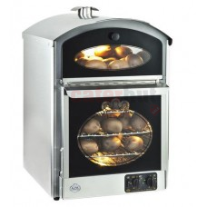 King Edward Bake-King Potato Oven Black or S/S